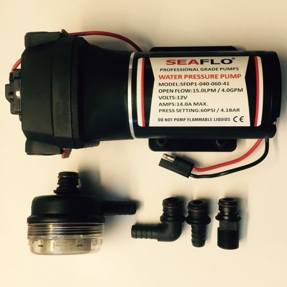 Pump 12v for Atv sprayer