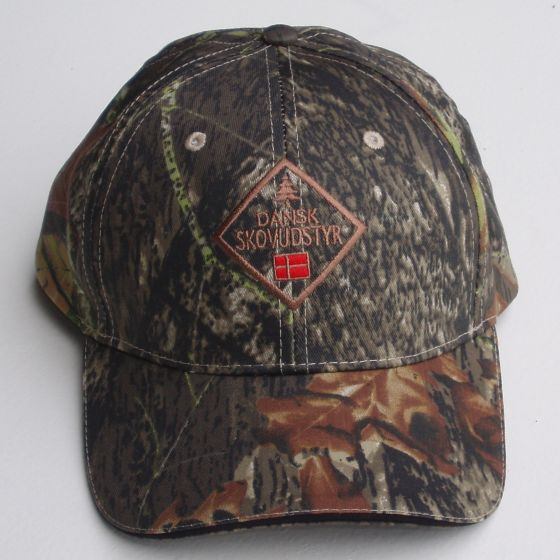 Cap with the Danish Forest Equipment logo  REAL TREE