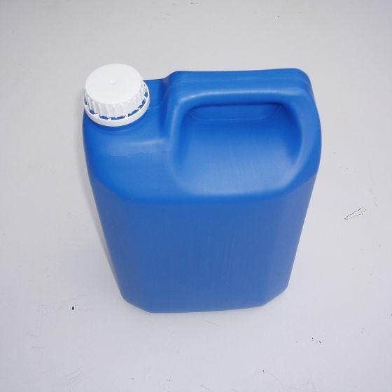 Bottle for chemistry rod
