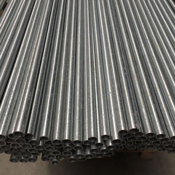 Fence post / pipe 1/2´´ Galvanized. 1,6 meter