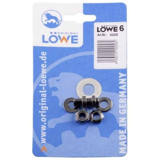 Bolt, nut kit for Løwe 6 secateurs