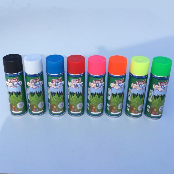 Marking spray