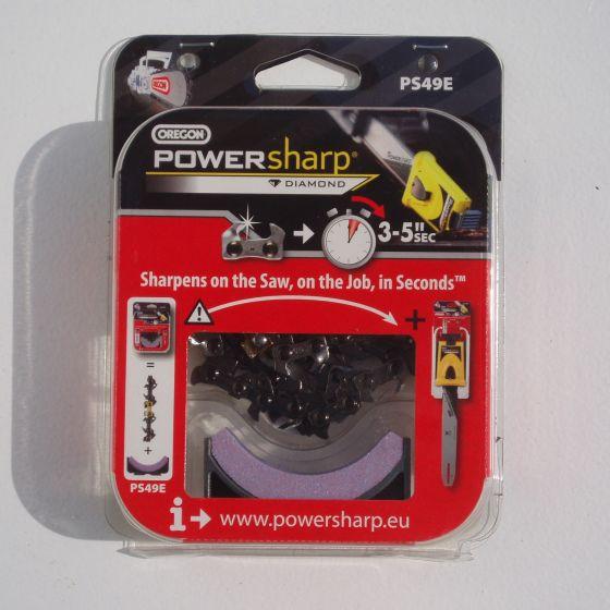 PowerSharp Chain  incl. Grindstone
