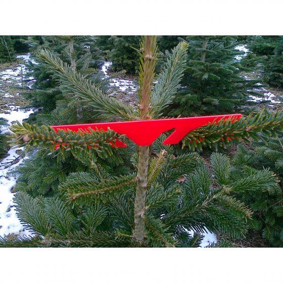 Branch adjuster for spruce.