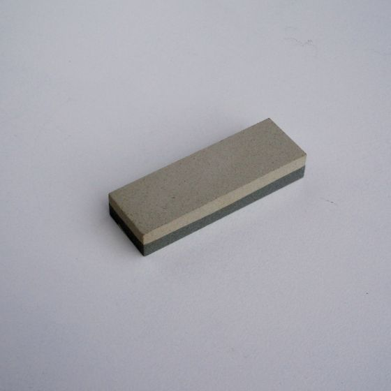 Grinding stone size 150 X 50 X 25 mm. grain 120/240