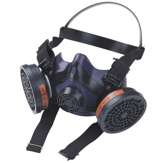 Sperian MXPF F950 half mask, silicone