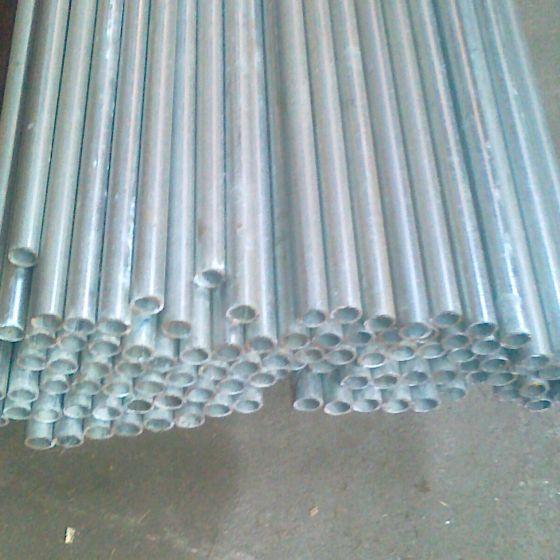 Fence post / pipe 1/2´´ Galvanized. 130 cm.