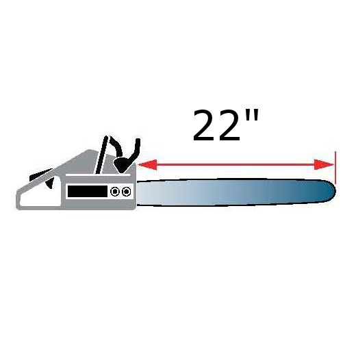 "22""  Oregon Sword"