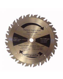 Hard metal blades: