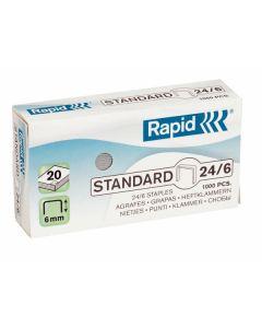 Rapid Staples 24 / 6 (1000)