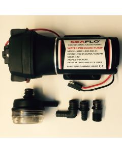 Pump 12v for Atv sprayer