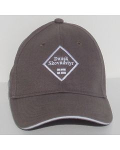 Cap with the Danish Forest Equipment logo
