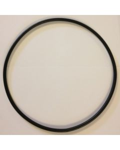 Rubber ring for funnel