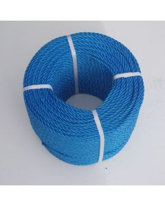 Rope 6 mm. blue 220 ​​m