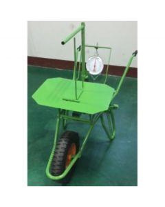 Foliage weight wheelbarrow to 25 kg.
