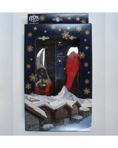 Felco 6 and FELCO 600 Folding Saw in gift box.