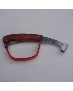 Blaze knife with