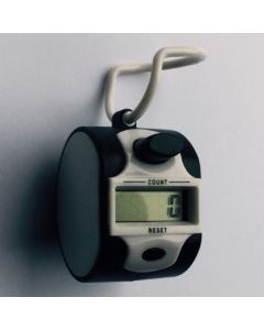 Piece counter handheld electronic