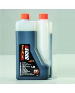 Two-stroke oil Echo 1L with dosage