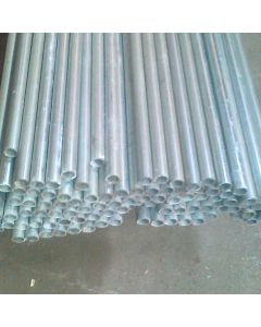 Water pipes / Fence post / pipe 1/2´´ Galvanized. 230 cm.