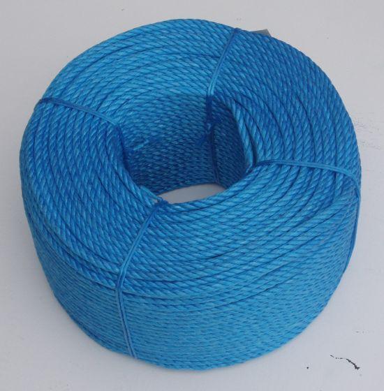 Polyreb 8 mm. blå 220 m