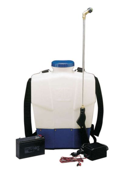 Serena electric backpack sprayer16 liter mixer