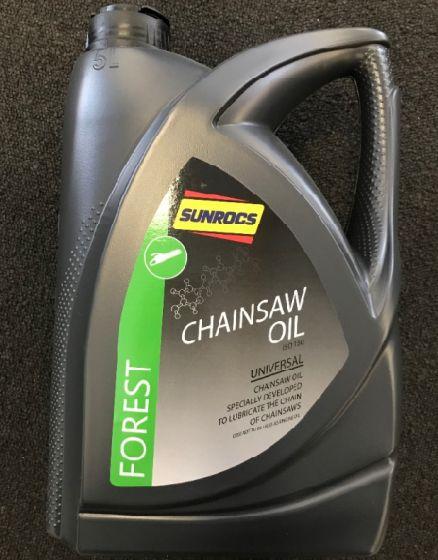 Chain olie CHAIN X 180 4L