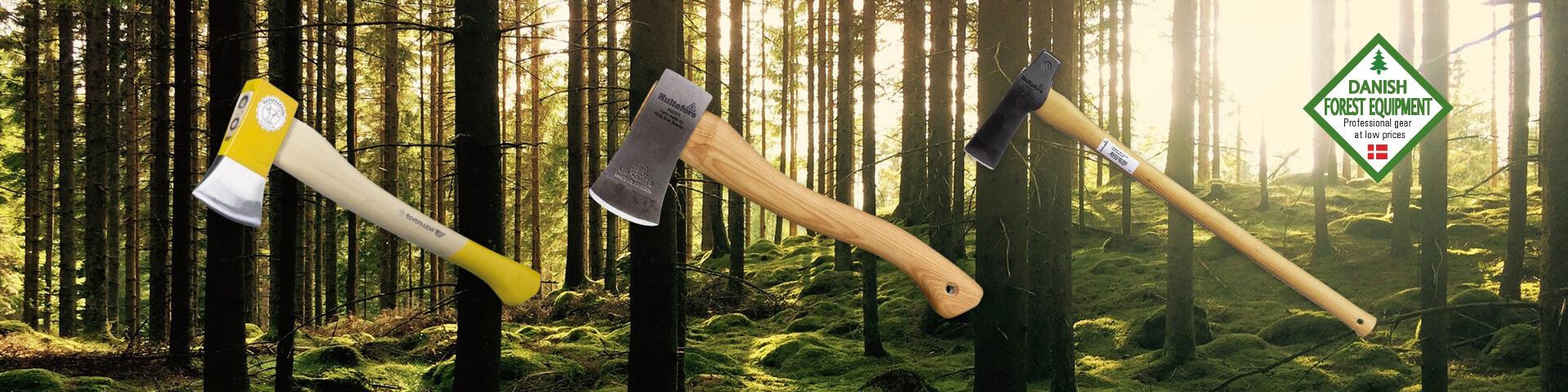 Danish Forest Equipment